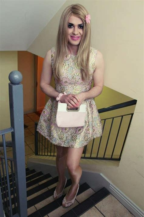 Best Dressed Crossdresser My Proper Makeover Crossdressing