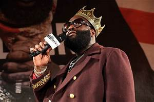 Rick Ross Unveils 'Rather You Than Me' Track List, Drops ...