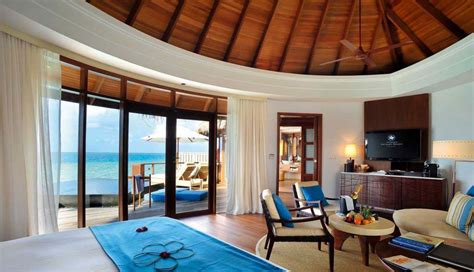 Constance Halaveli Maldives Resort In The Maldives