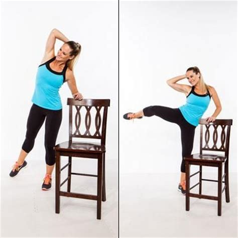 chair crunch stand up for flat abs crunches the chair and side crunches