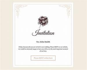 vintage wedding wordpress theme by craftedpixels themeforest With wedding invitation template themeforest