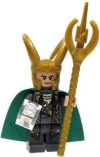 LEGO Marvel Super Heroes Loki