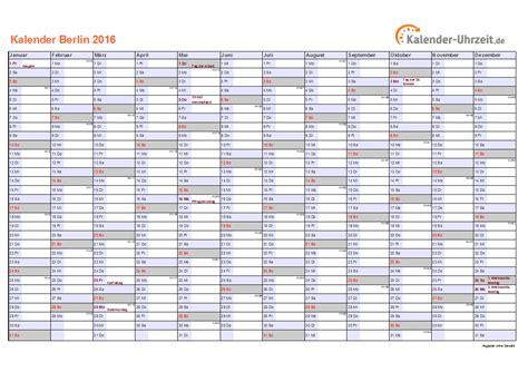 feiertage berlin kalender