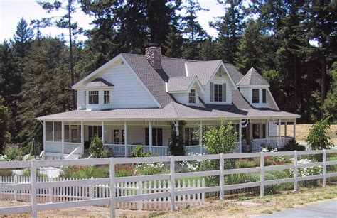 house plans with large porches single house plans with large front porch