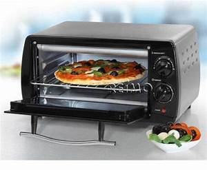 Edelstahl Pizza Element : mini four electrique 230v 1050w noir ~ Frokenaadalensverden.com Haus und Dekorationen