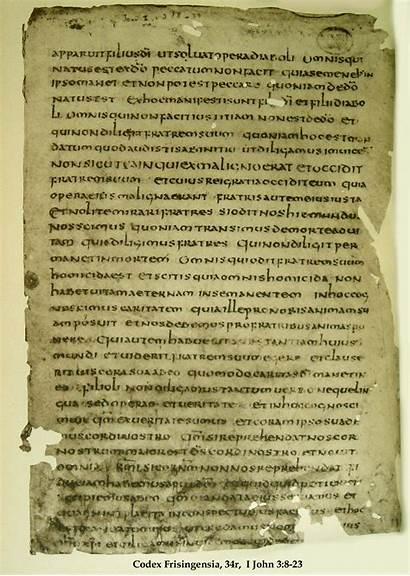Latin Codex Greek Text African Wikipedia Manuscripts