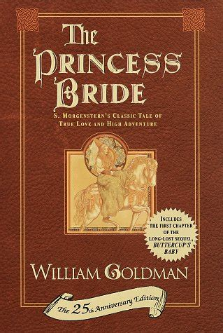 Avid Reader's Musings Friday Favorites The Princess Bride