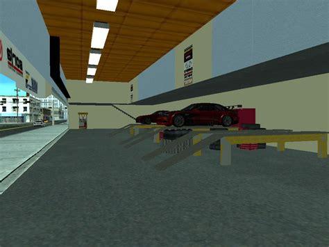 Mta Garage by Emonterogta Ls Cj Garage