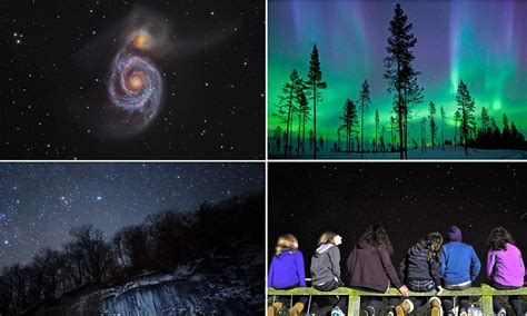 Royal Observatory reveals winning entries in astronomy