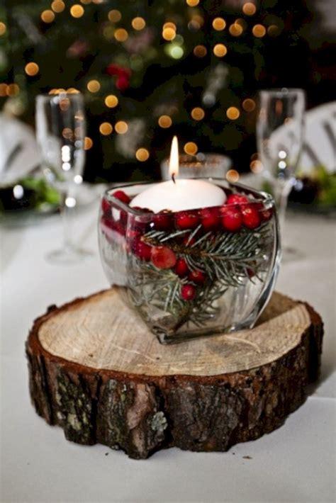 Winter Wedding Table Centerpieces Ideas Oosile