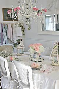 Shabby Chic Stühle : 17 best ideas about shabby chic dining on pinterest shabby chic dining chairs farmhouse ~ Orissabook.com Haus und Dekorationen