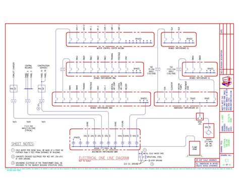 Electrical Drawings In Cad