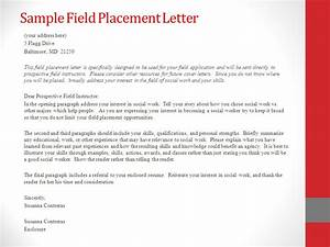 Applying for field congratulations ppt download for Field placement cover letter