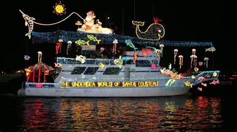 sacramento lighted boat parade presented  capital city