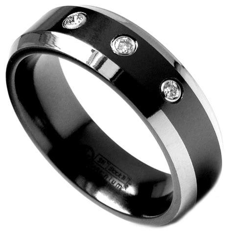 wedding rings for men minimalist vintage and futuristic