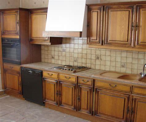 je relooke ma cuisine renovation cuisine bois avant apres modern aatl