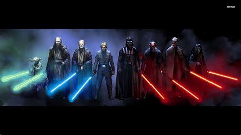 Star Wars Jedi Jedi And Sith Star Wars Wallpaper