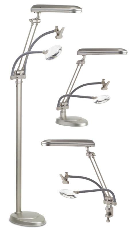ott lite daylight 3 in 1 ottlite floor l desk ls light ottlight ebay