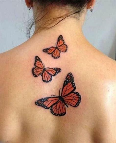 butterfly tattoo   tattoosonback tattoos