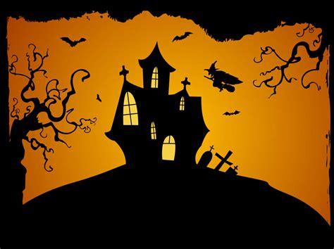halloween background vector vector art graphics