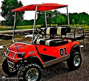 Pimped Out Golf Carts  21 Pics