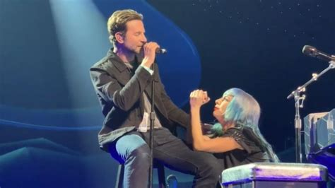 """Watch Lady Gaga & Bradley Cooper Sing """"shallow"""" For First"""