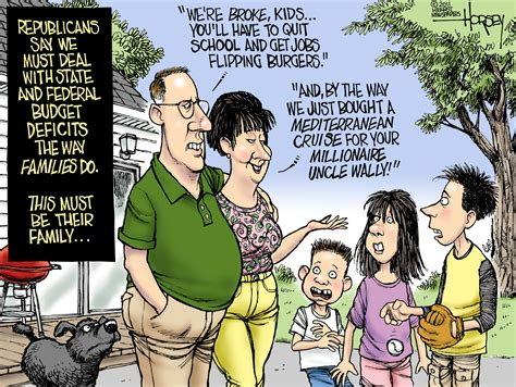 Family 3-9-11 color - David Horsey Cartoons and Commentary
