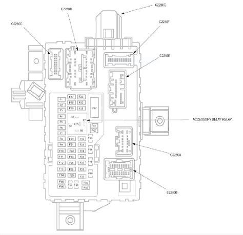 Ford Taurus Fuse Diagram Ricks Free Auto Repair