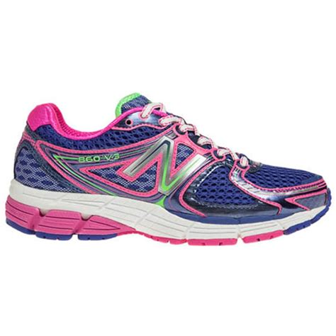 New Balance 860v3  Womens Running Shoes  Purplepink Online Sportitude