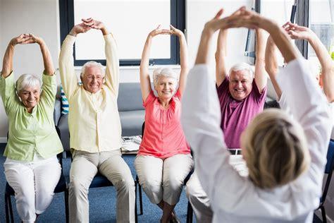 chair exercises  seniors lancaster pa mediquest