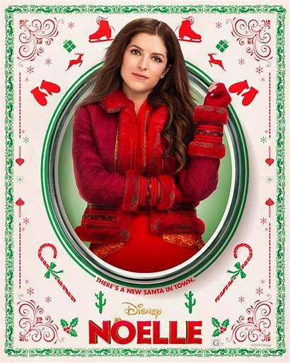 Noelle Disney Anna Kendrick Poster Movie Film
