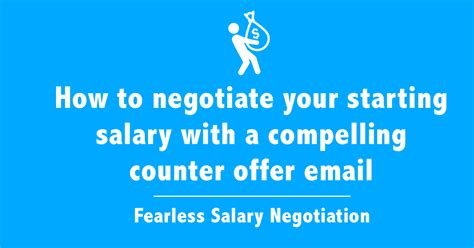 Salary Negotiation Email Template by How To Negotiate Salary In 2018 Complete Salary