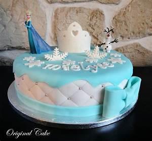 Gateau Anniversaire Reine Des Neiges : reine des neiges gateaux pinterest cake designs and cake ~ Melissatoandfro.com Idées de Décoration