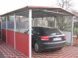 Aluminium Carport Aus Polen : metallcarport metalltreppen metallzaune tore zaun aus ~ Articles-book.com Haus und Dekorationen