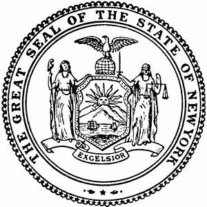 Seal of New York | ClipArt ETC