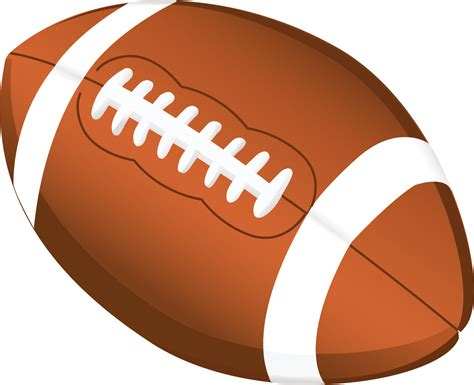 Free Football Clipart Clipart For Football Clipart Best