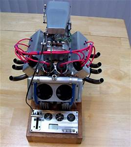 Mini V8 Motor : incredible mini sized engines techeblog ~ Jslefanu.com Haus und Dekorationen