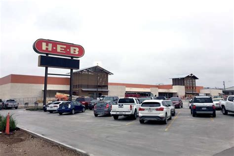 New Marble Falls Heb Store Set To Open Feb. 9