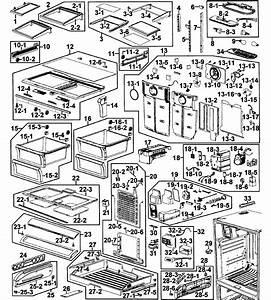 Refrigerator Rf30hdedtsr Wiring Diagram