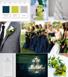 colors for weddings cheers to novelty navy blue olive green and slate wedding theme colors