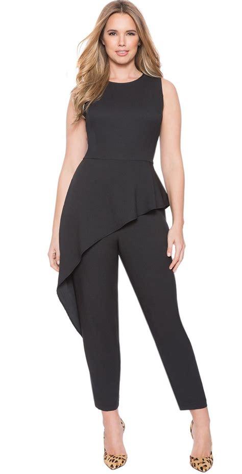 s dress jumpsuits 25 best ideas about plus size peplum on