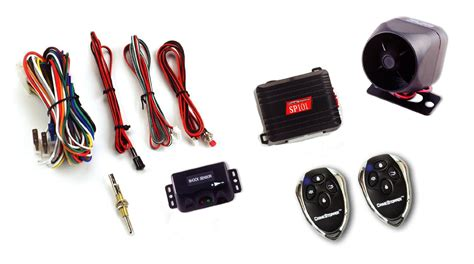 6 Best Car Alarm Systems And Remote Control Starters 2018
