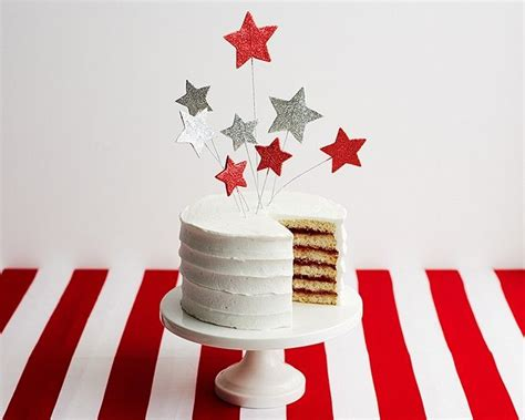 Gum Paste Fondant Edible Stars On Wires How To