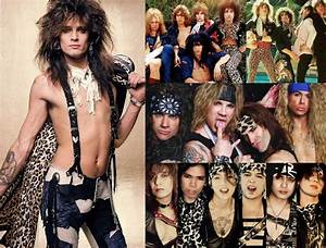 The Evolution Of Glam Rock Fashion | Rock fashion ...