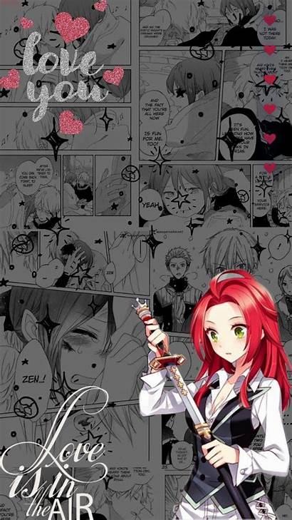 Shirayuki Anime Aesthetic Shirayukihime Akagami