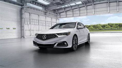 When Do 2020 Acura Tlx Come Out by What Colors Does The 2020 Acura Tlx Come In