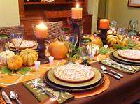 thanksgiving table centerpieces 26 Cozy Thanksgiving Decoration Ideas - Always in Trend ...