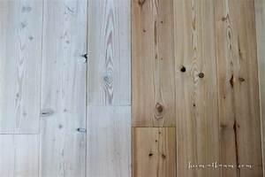 Holz Weiß Lasieren : dielen laugen und seifen nach traditioneller skandinavischer art heimatbaum ~ Whattoseeinmadrid.com Haus und Dekorationen