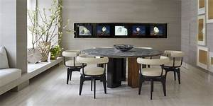 25 modern dining room decorating ideas contemporary With kitchen cabinet trends 2018 combined with framed wall art for living room