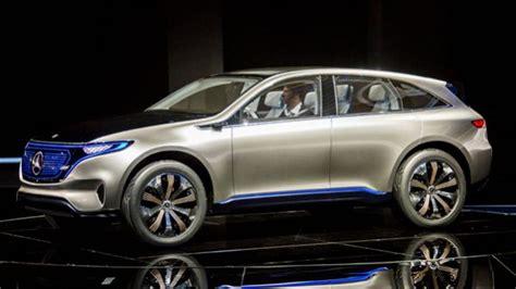2020 Mercedesbenz Eq Suv Concept And Price  Cars Clues
